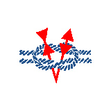 Keilalahden Venekerho - logo