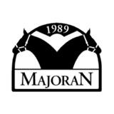 Ratsastusseura Majoran - logo
