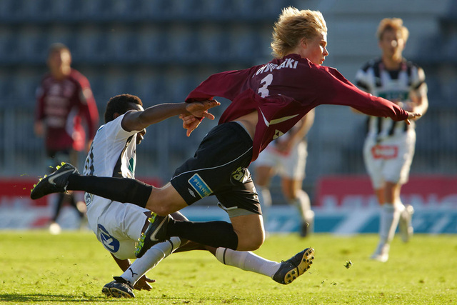 13.9.2009 - (TPS-FC Lahti)