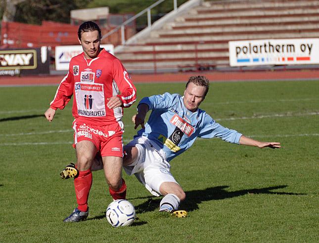 22.9.2007 - (FC PoPa-SalPa)