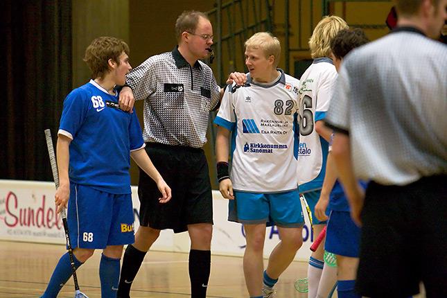 16.12.2007 - (FBT Pori-Rangers)