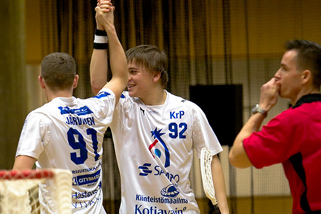 23.1.2008 - (FBT Pori-Nokian KRP)