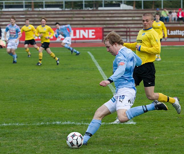 3.5.2008 - (FC PoPa-FC Espoo)