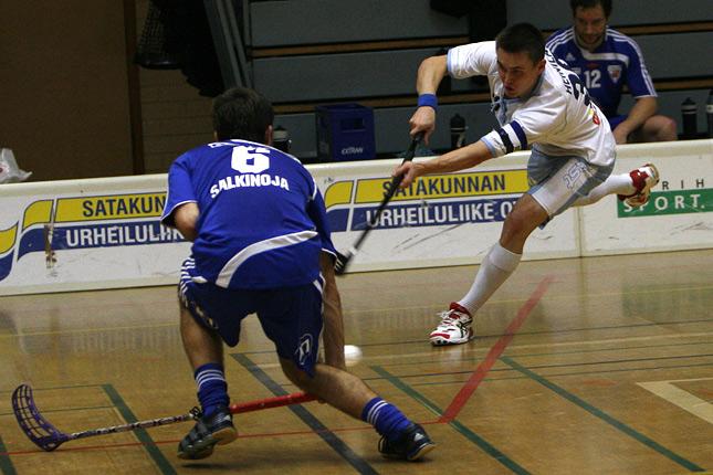10.1.2009 - (SBS Pori-Pirkat)