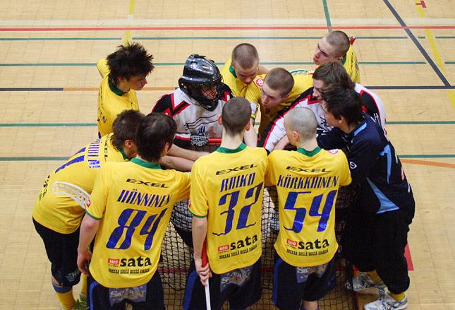 8.3.2009 - (Karhut A-FBC Turku A)