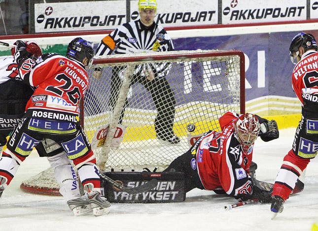 7.4.2009 - (Ässät-Sport)