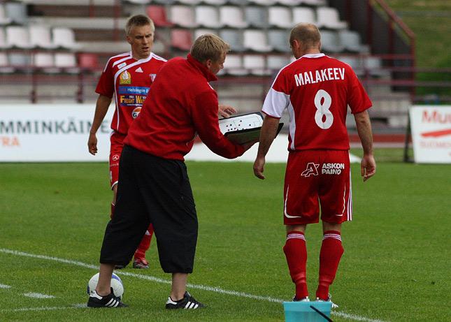 4.7.2009 - (FC PoPa-FC Viikingit)