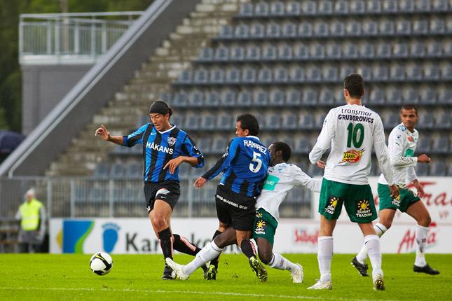 11.7.2009 - (FC Inter-IFK Mariehamn)