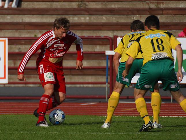 2.8.2009 - (FC Jazz -j-Ilves)