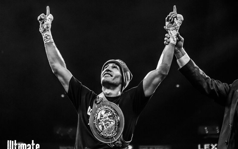 17.12.2016 All In Fight Night; Edis Tatli vs Manuel Lancia