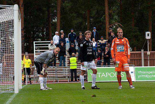 27.8.2010 - (JJK-FC Lahti )
