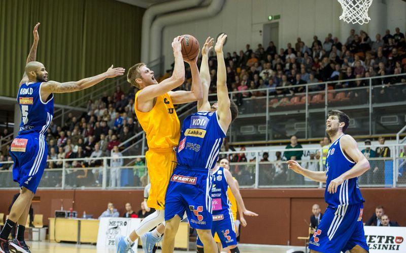 29.10.2014 - (Helsinki Seagulls-Kataja Basket)