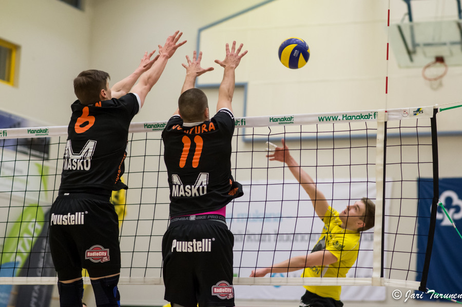 28.12.2014 - (LEKA Volley-Loimu)