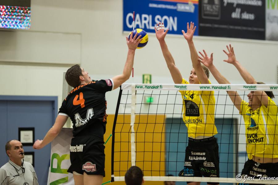28.12.2014 - (LEKA Volley-Loimu)