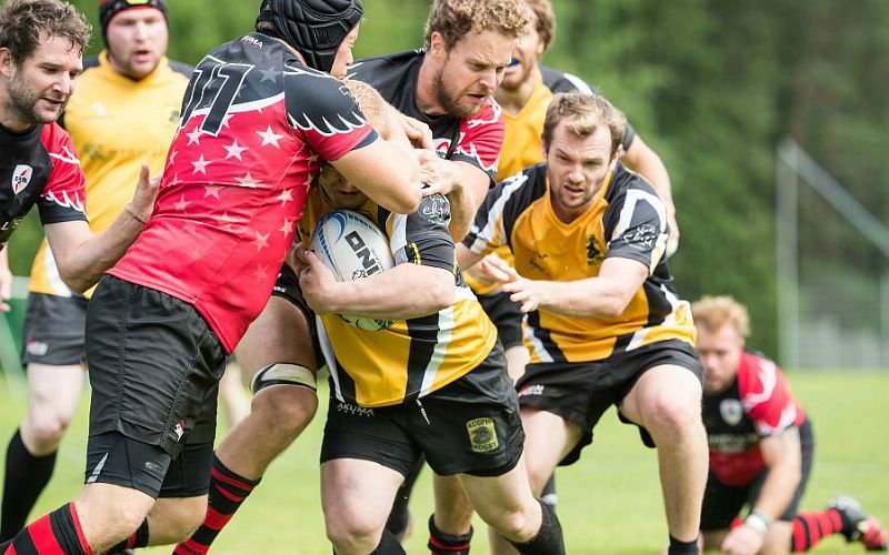 9.7.2016 - (Kuopion Rugby Club-Tampereen Rugby Club)
