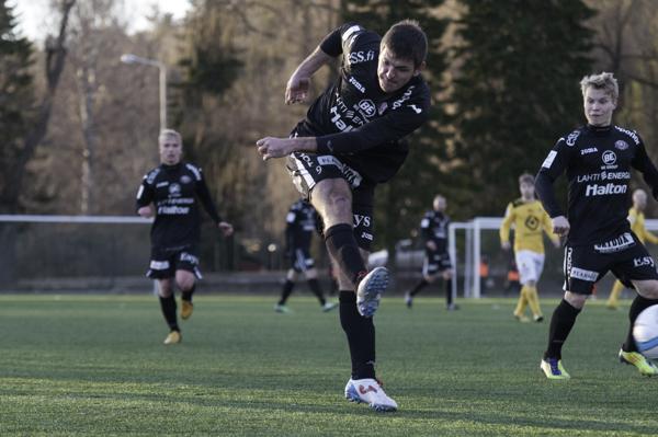 25.4.2013 - (FC Lahti-KuPS)