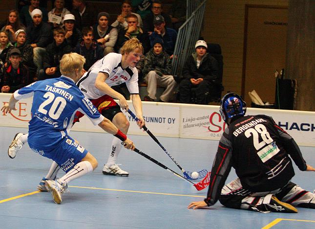 11.10.2010 - (FBT Pori-Oilers)