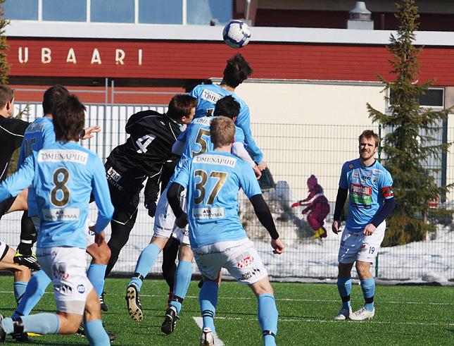 30.3.2011 - (FC PoPa-FC Haka)