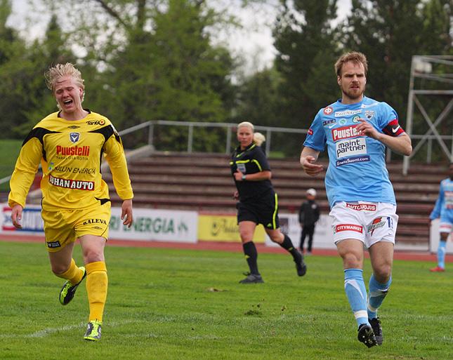 15.5.2011 - (FC PoPa-AC Oulu)