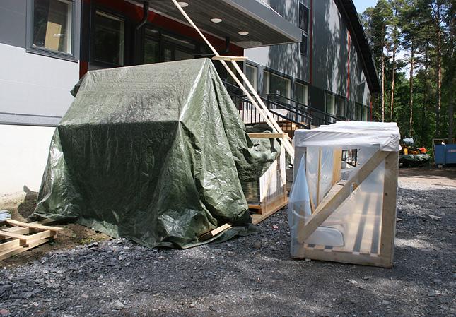 16.6.2011 - Patajunnuareena