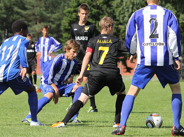 29.7.2011 - (HJK-Honka ak.)