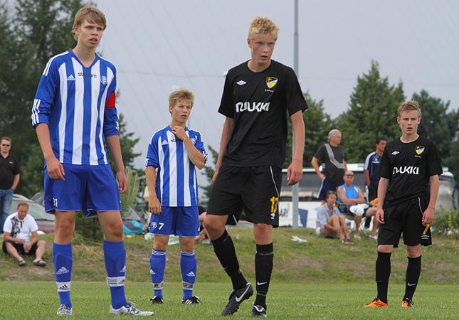 30.7.2011 - (HJK-j - Honka ak.)