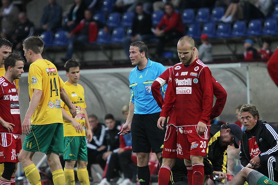 19.8.2012 - (FC Jazz-Ilves)