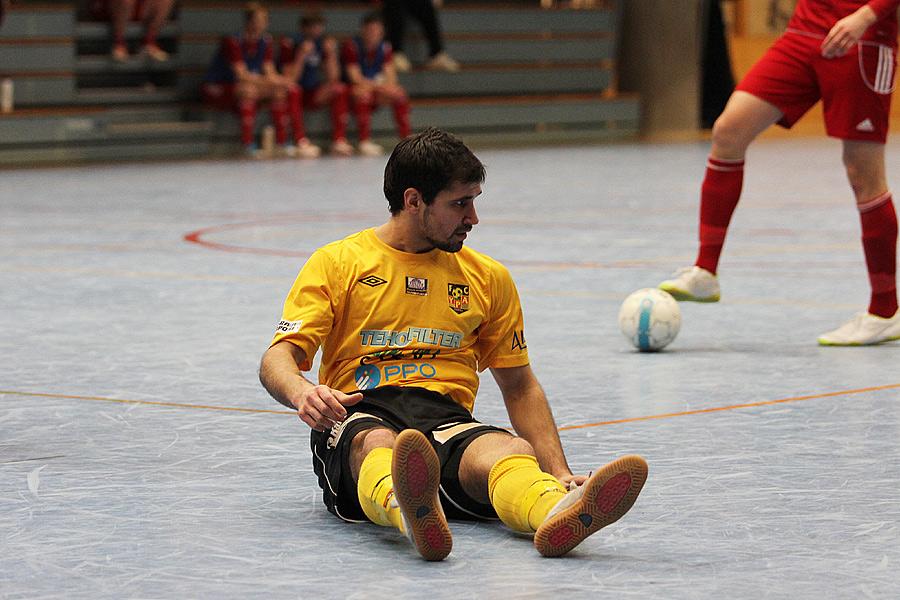 12.1.2013 - (FC Jazz-Sievi Futsal)