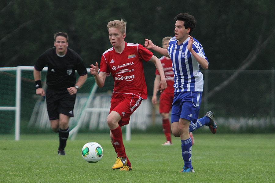 5.6.2013 - (FC Jazz B-HJK B)