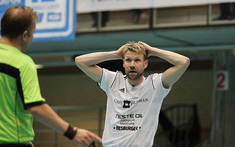 22.10.2014 - (Pori Futsal-FC Rauma)