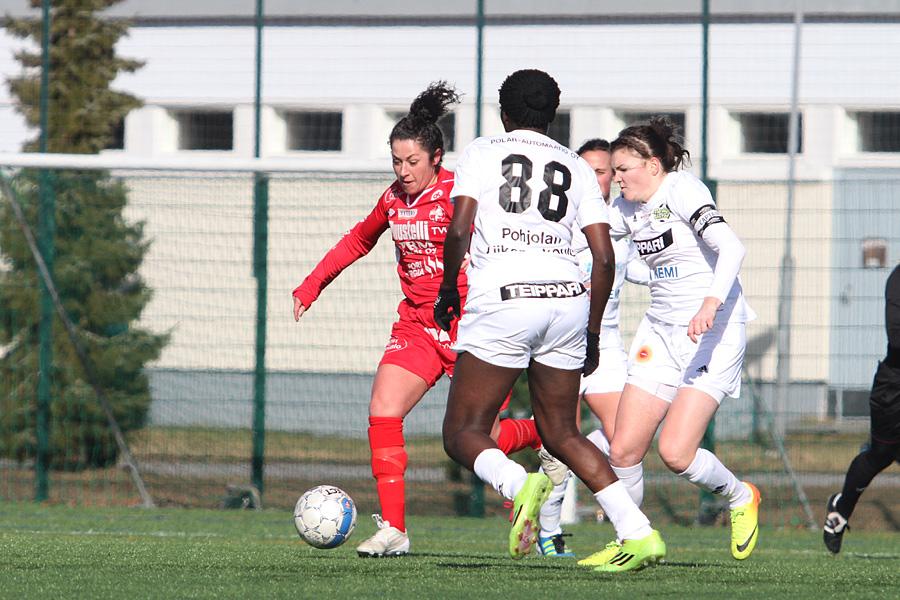 22.3.2014 - (NiceFutis N-Merilappi United N)