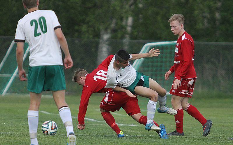 24.5.2014 - (FC Jazz A-IFK Mariehamn A)