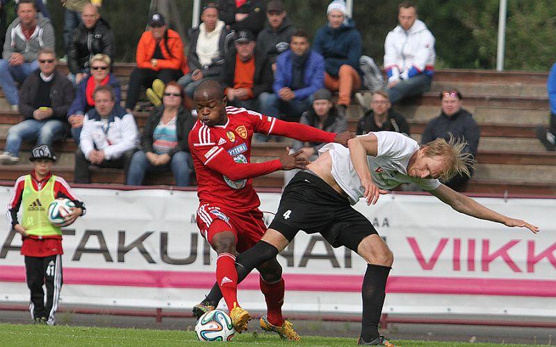 1.6.2014 - (FC Jazz-PK-35 Vantaa)