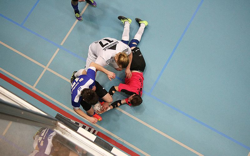 6.1.2015 - (Pori Futsal-PJK)