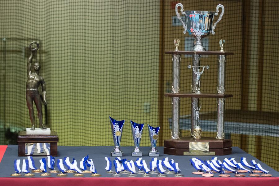 5.12.2015 - Painonnoston seurajoukkueiden loppuottelu