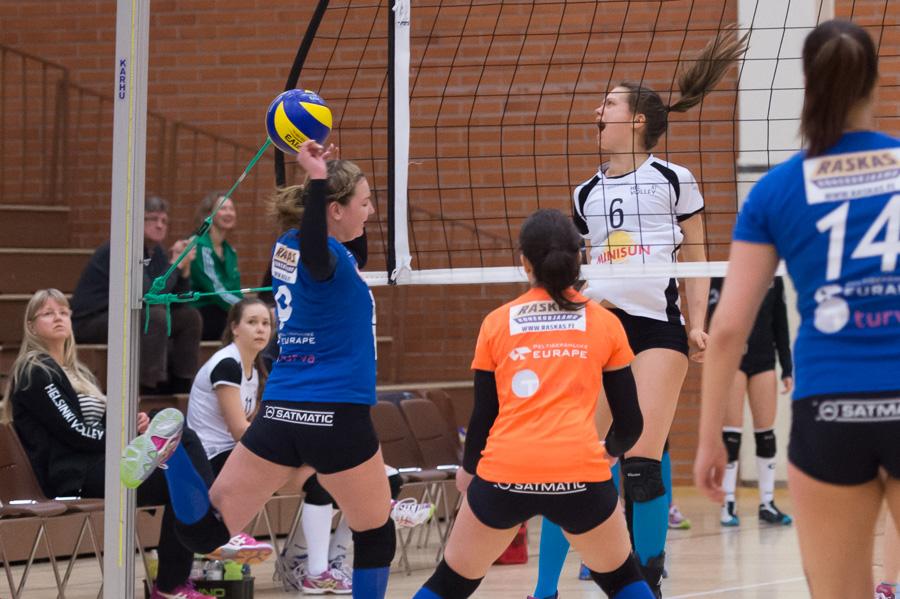 14.3.2015 - (KoIsku-Hel Volley A1)