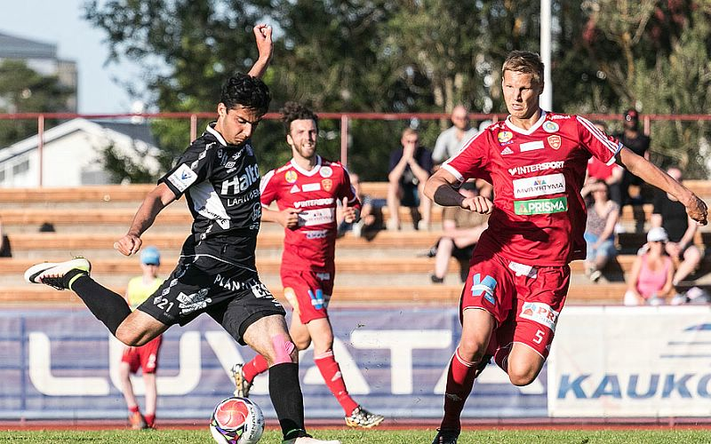 15.6.2016 - (FC Jazz-FC Lahti)