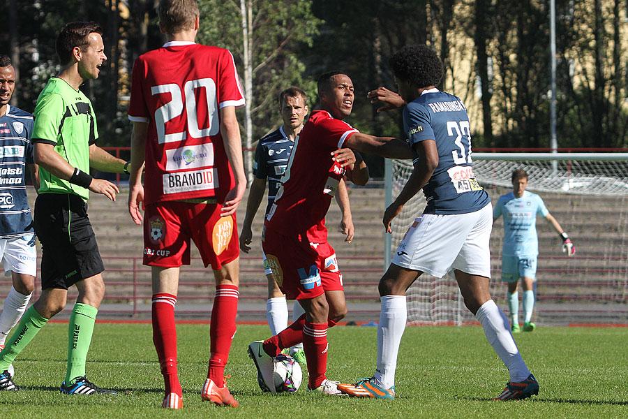 9.7.2016 - (FC Jazz-AC Oulu)