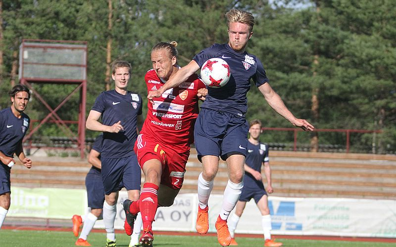 12.7.2017 - (FC Jazz-FC Viikingit)