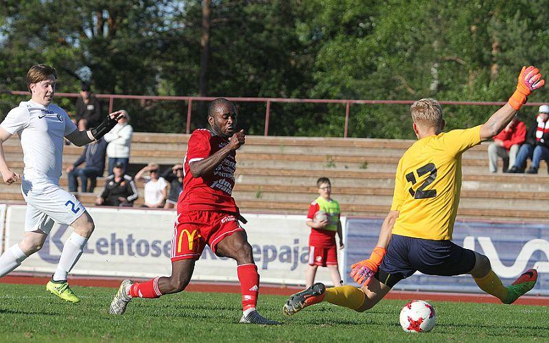 19.5.2018 - (FC Jazz-FC Espoo)