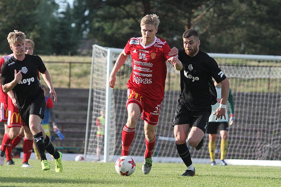 16.6.2018 - (FC Jazz-FC Kiffen)