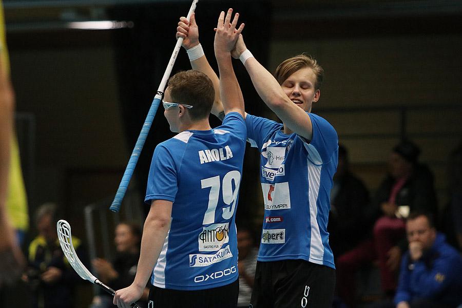 2.11.2019 - (Karhut-FBC Turku)