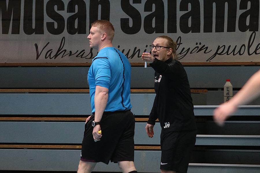 16.3.2019 - (MuSaFutsal N-FC Sport N)