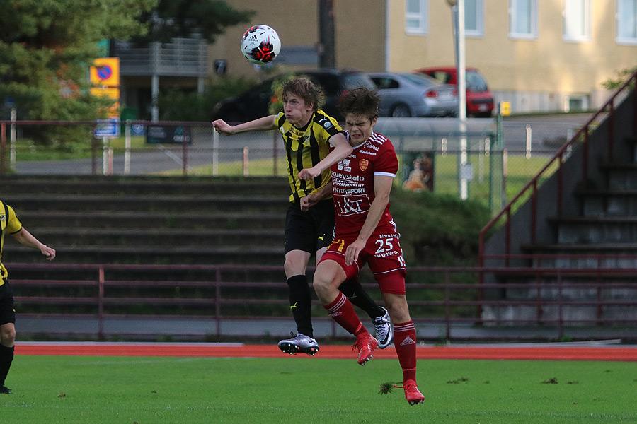 23.8.2019 - (FC Jazz- FC Honka/Ak)