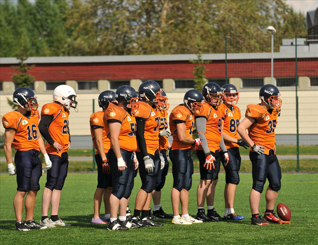 13.8.2011 - (Bears-East City Giants)