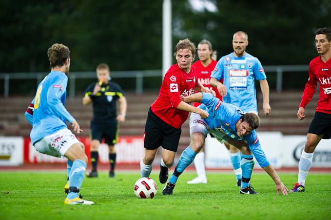 22.8.2011 - (FC PoPa-HIFK )