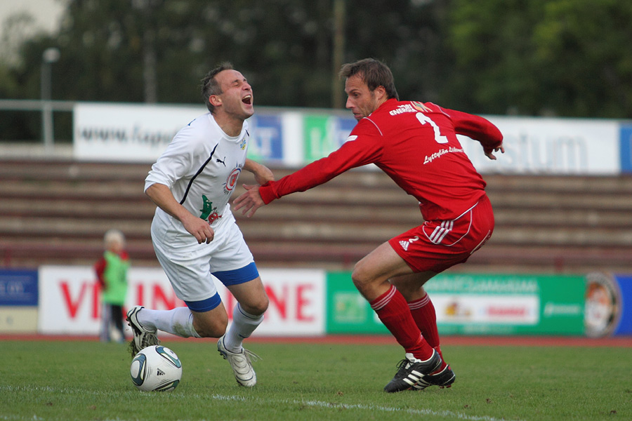 4.9.2011 - (FC Jazz-Närpes Kraft)