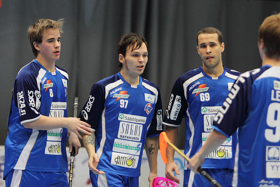 18.11.2011 - (FBT Pori-Loviisa)