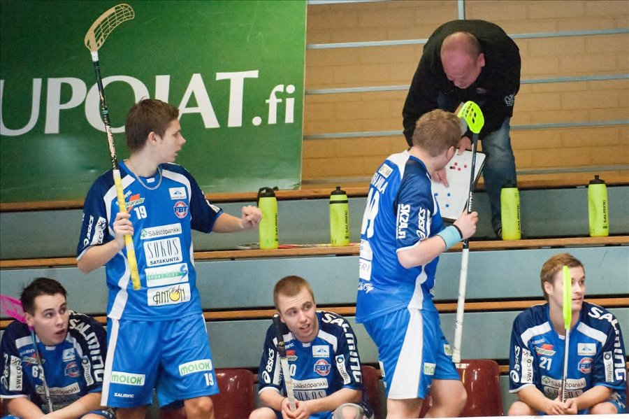 3.12.2011 - (FBT Pori-Erä)