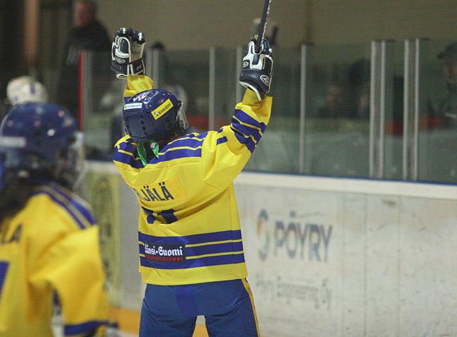 30.1.2010 - (Lukko N-Lahti Ringette N)